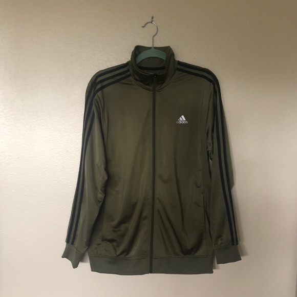 El hotel guisante sala  mens olive green adidas tracksuit Shop Clothing & Shoes Online